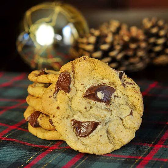 Terry's Chocolate Orange Chunk Cookies by Rock Recipes