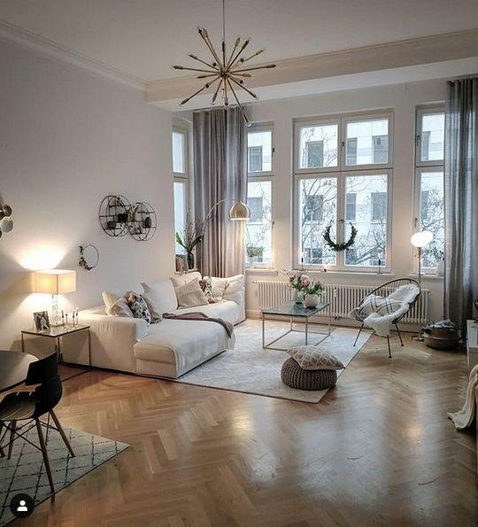 Altbau Hohe Decken Nutzen Räume Charmant Gestalten