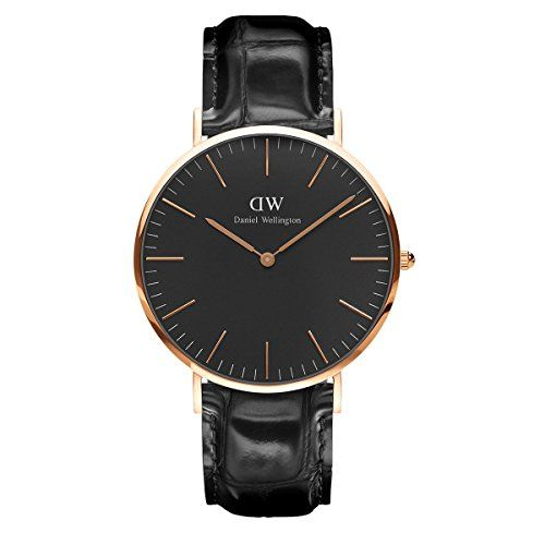 Daniel Wellington - Unisex Watch - DW00100129 - http://www.darrenblogs.com/2017/03/daniel-wellington-unisex-watch-dw00100129/