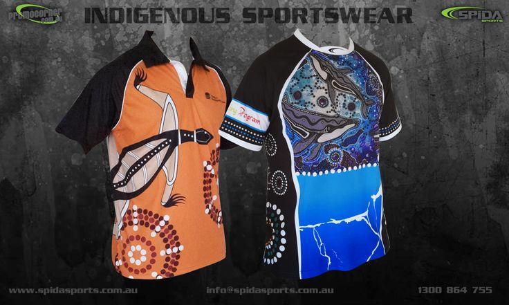 Indigenous-Sportswear & Aboriginal Clothing