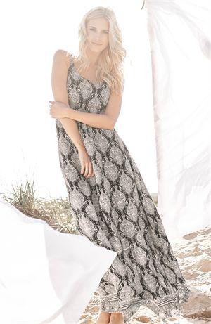 Capri Collection | Paisley dress | Putiikki Rannalla