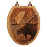 Moose Toilet Seat