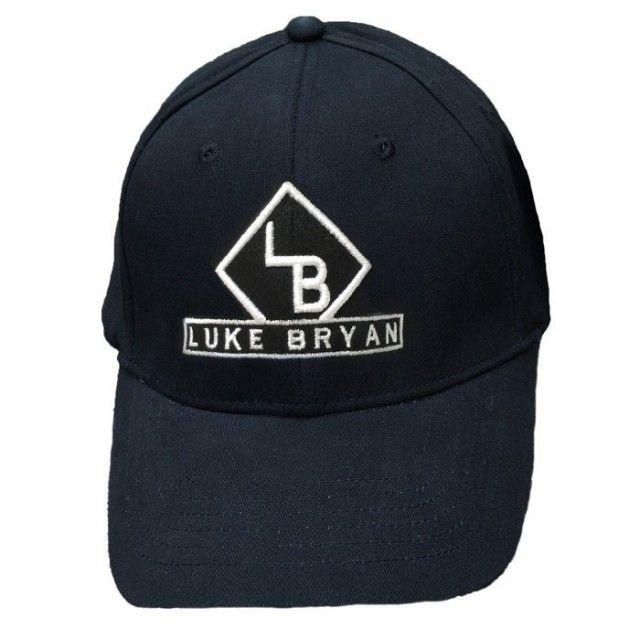 """Luke Bryan """"E3 Style"""" Hat @goldilonglocks"""
