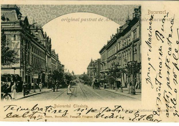 Bucharest, 1901