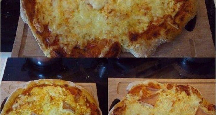 Η καλύτερη βάση πίτσας ever!!!!