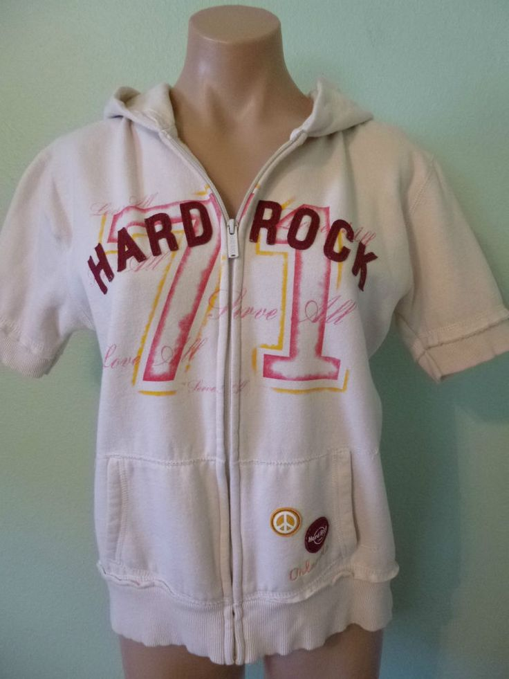 Hard Rock Cafe Sweatshirt Orlando