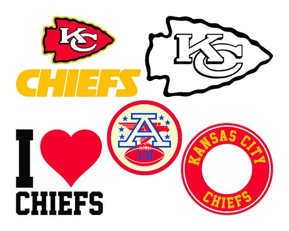 Download Kansas City Chiefs Cut Files Kansas City Chiefs SVG Files ...
