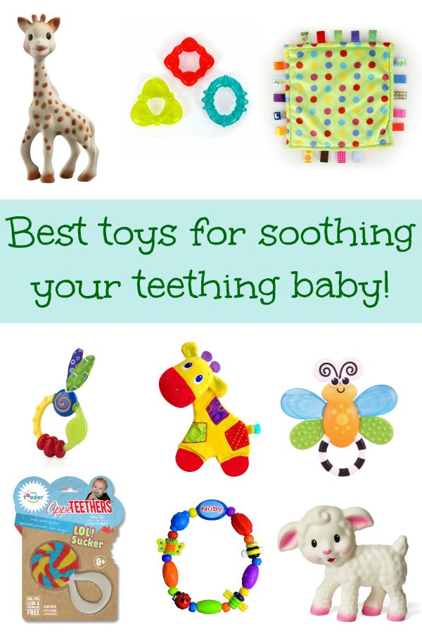 Toys For Teething : Best toys for soothing your teething baby affiliate