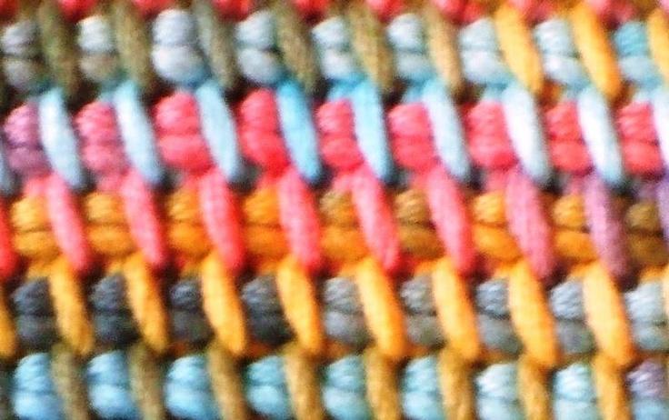 tunisian double crochet instructions