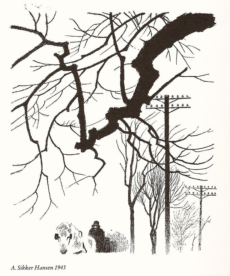 Aage Sikker Hansen 1945