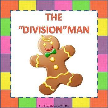 """DIVISION""MAN - Long Division Game"