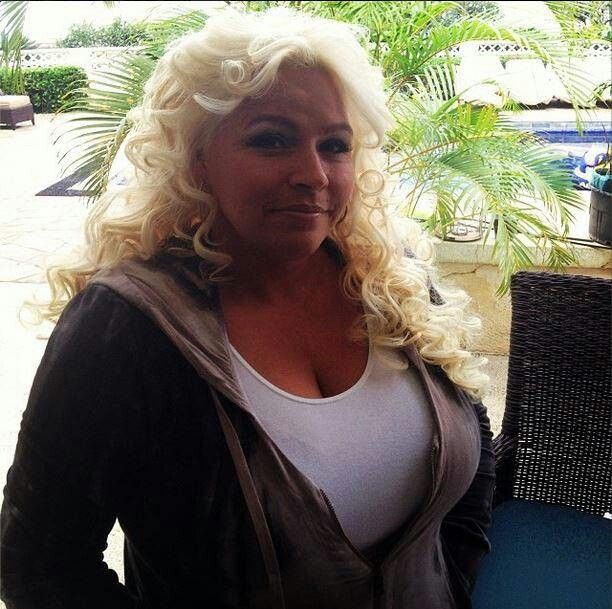 bethy bethy dont piss her off dog the bounty hunter