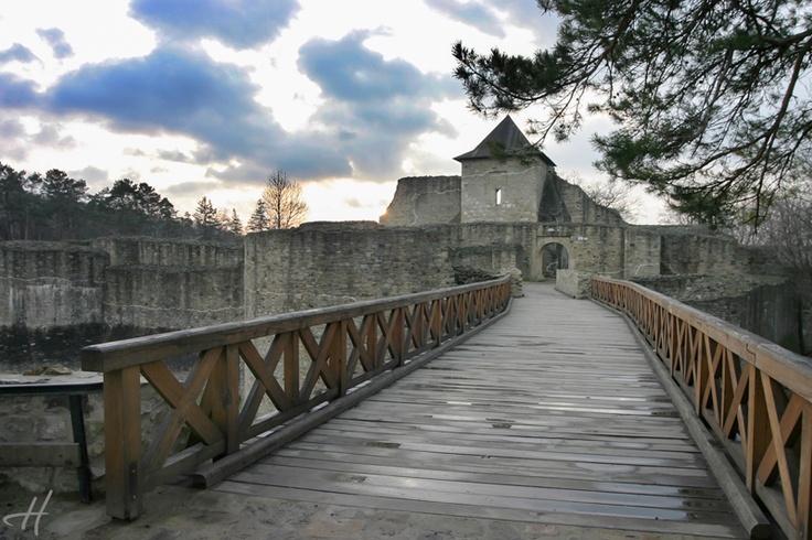 Cetatea Suceava - foto by Doru Halip