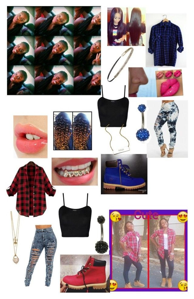 SCREAMING THTS MY BESSFRANNN by tinkbby on Polyvore featuring polyvore fashion style WearAll Forever 21 Charlotte Tilbury Timberland clothing