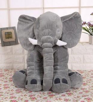 Stuffed Elephant Toy.