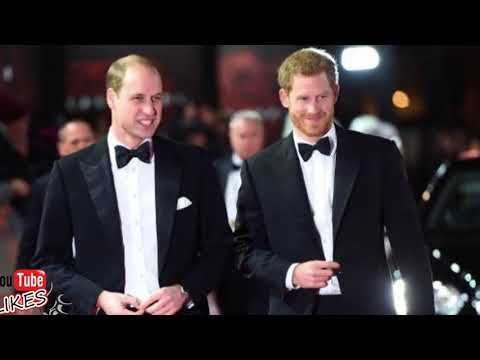 Prince William Wore Red Wig To Mock Prince Harry At Palace Event