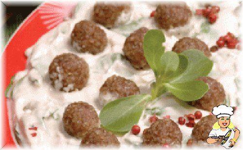 Cac�kl� Arap K�ftesi - Yemek Tarifleri - m.lezzetler.com