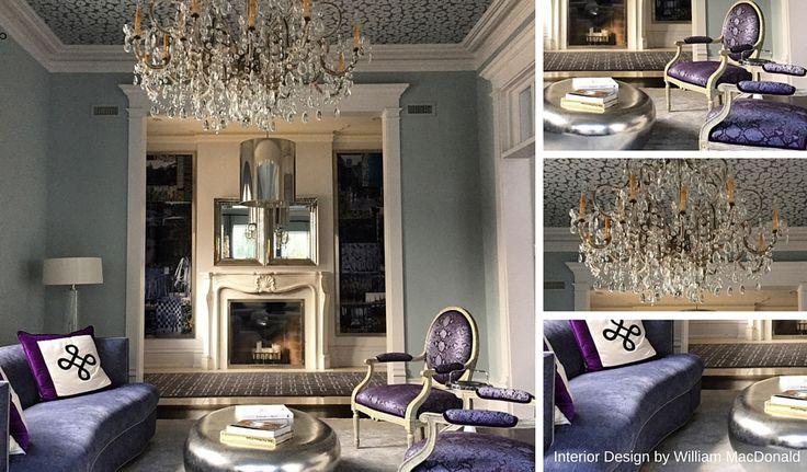 London Inspired Decor - royal details