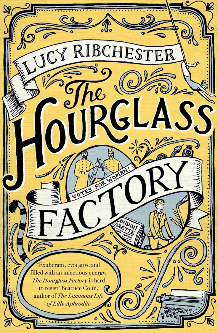 The Hourglass Factory by Lucy Ribchester Amazing book! I'd highly recommend this to anyone!
