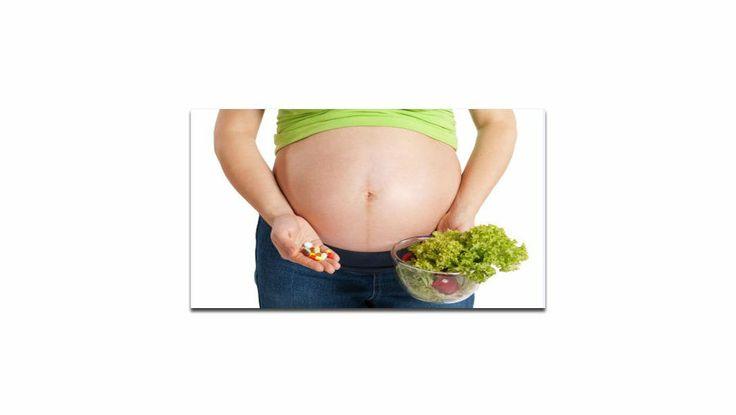¿Hay que tomar suplementos vitamínicos y ácido fólico durante el embarazo?