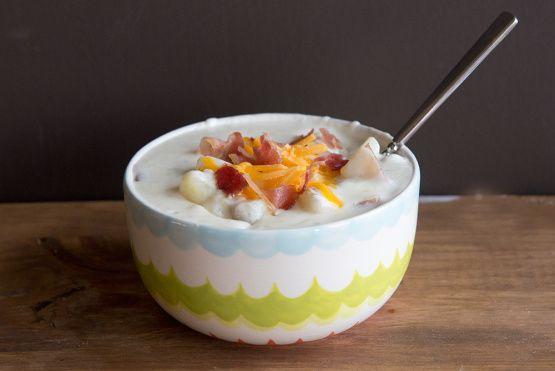 machine shed baked potato soup recipe