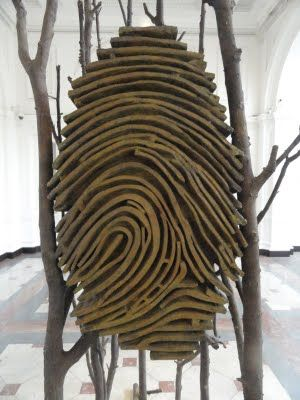 Paul's Art World: PENONE AND THE TREES
