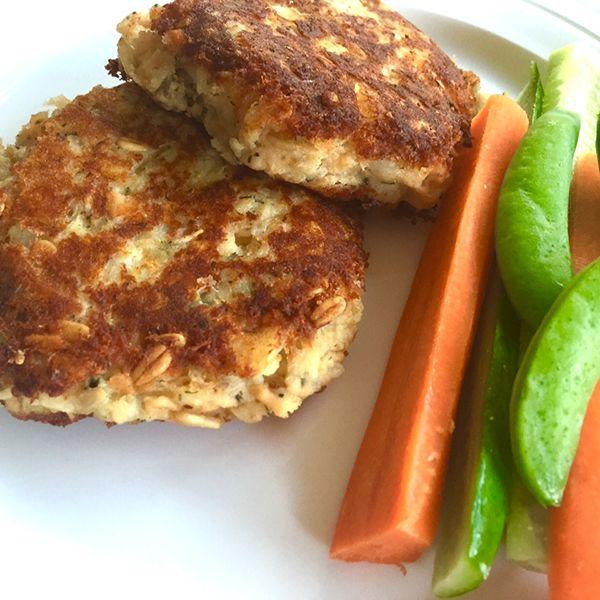 Salmon Patties - Lisa Corduff in the Kitchen