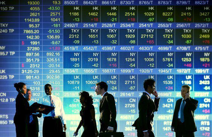 The Top 20 Economies In The World Stock Market Stock Exchange Investment Portfolio