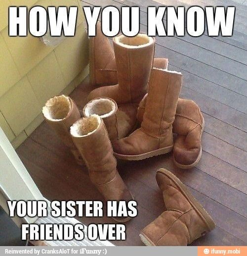 These Just Look Like A Smelly Pile Of Sheer Ugg Liness