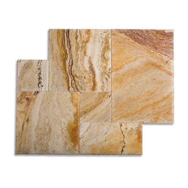 Autumn Blend Travertine Tile Naturalstone Travertine Design