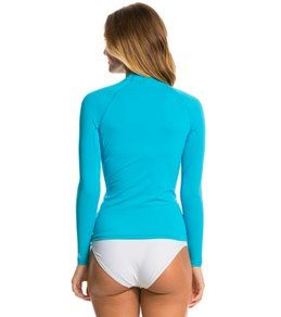 Women's Rash Guards and Swim Shirts at SwimOutlet.com