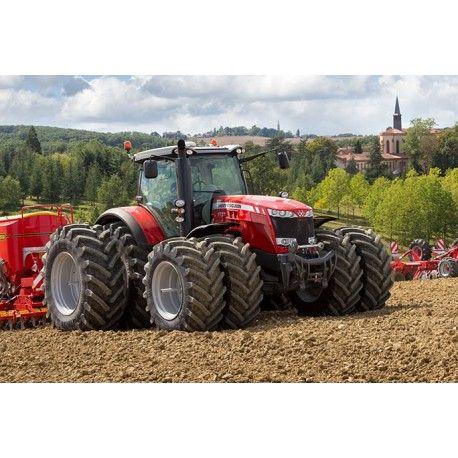 Tracteur Massey Ferguson MF 8700