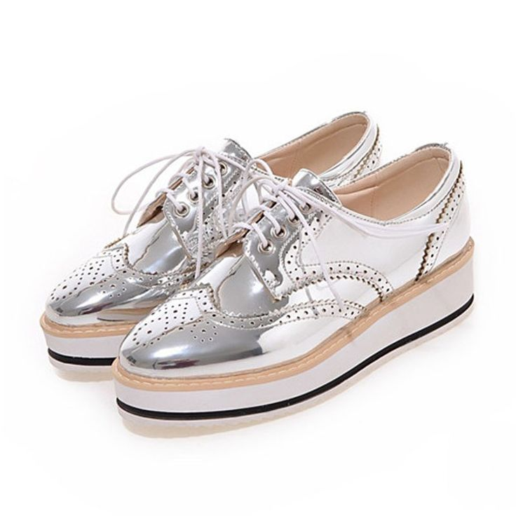 >>>Cheap Price GuaranteeVintage Women's Casual Oxfords Shoes England Style Carved Bullock Shoes Woman Bright Patent Leather Flat Platform Brogue ShoesVintage Women's Casual Oxfords Shoes England Style Carved Bullock Shoes Woman Bright Patent Leather Flat Platform Brogue Shoeshigh quality product...Cleck Hot Deals >>> http://id726481395.cloudns.ditchyourip.com/32756618407.html images