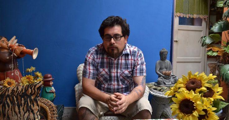 """Jonatan Relayze Chiang: """"El cine es un pequeño reflejo de lo que somos como país"""""""