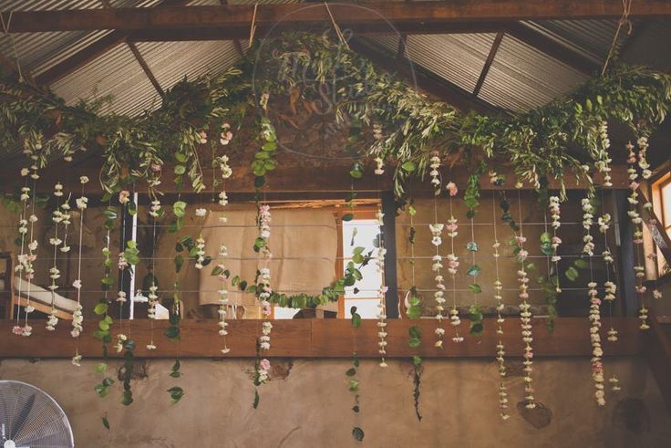 Option if Barn1890 disallow other hanging floral arrangements