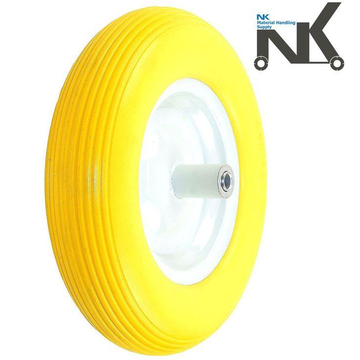 NK WFF16O Flat-Free Wheelbarrow Tire
