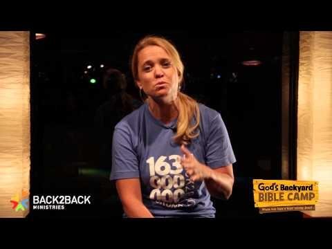 Gods Backyard Bible Camp - Back2Back & Standard Publishing VBS