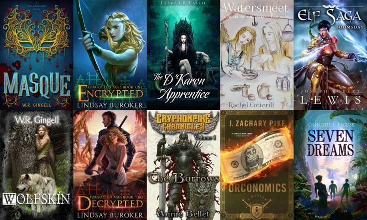 Leading Ladies of Fantasy Storybundle