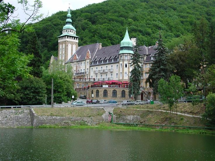 Lillafüred - Palotaszálló - Hungary