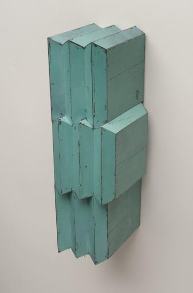 "Ted Larsen, Strange Offsets, 5x15"", 2009"