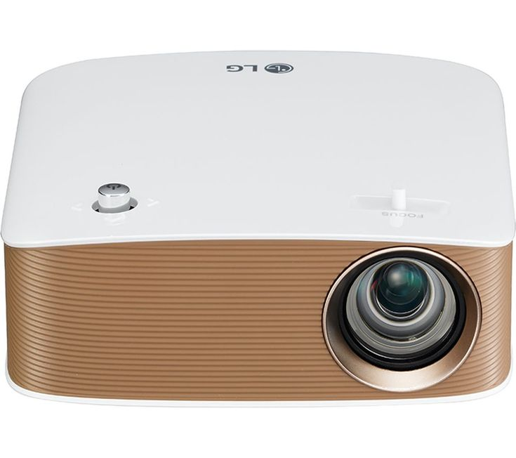 "Buy LG  Minibeam PH150G Short Throw HD Ready Portable Projector Price: £329.99 Top features: - Project high quality HD images up to 100"" in size - Take it anywhere thanks to a 2.5 hour battery - Watch movies instantly with USB Plug & Play - Bluetooth Audio lets you enhance the sound with wireless speakers Project high quality HD images Get a home cinema experience with the LG PH150G Short..."
