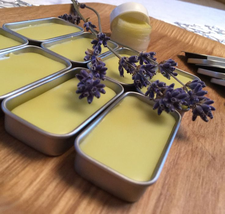 Läpp balm honung/lavendel! Naturlig hudvård☺️#annicashusvård