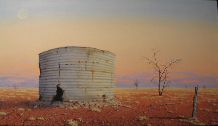 water tank outback - Google Search