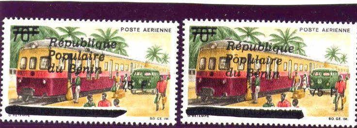 Bénin remplace Dahomey
