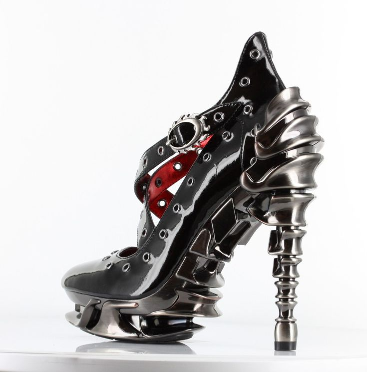 SEXY I WOULD LOVE AND MIGHT: HADES CROW HEELS - BLACK - METAL/INDUSTRIAL/GOTH/SHOES/STEAMPUNK/GOTHIC | Hades Crow Heels Black Metal Industrial Goth Shoes Steampunk Gothic ...