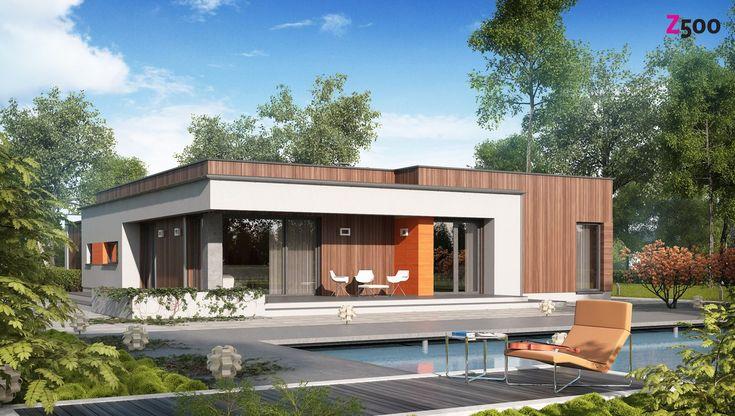 Проект дома «Алатау» в стиле хай-тек из сэндвич (СИП) панелей 250 кв. м - SipHome.kz | SipHome.kz