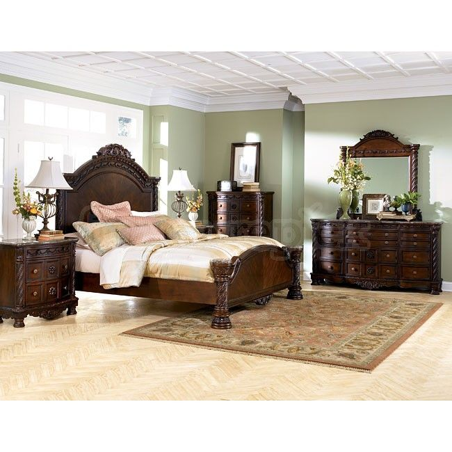Ashley Furniture Outlet Orlando: North Shore Panel Bedroom Set