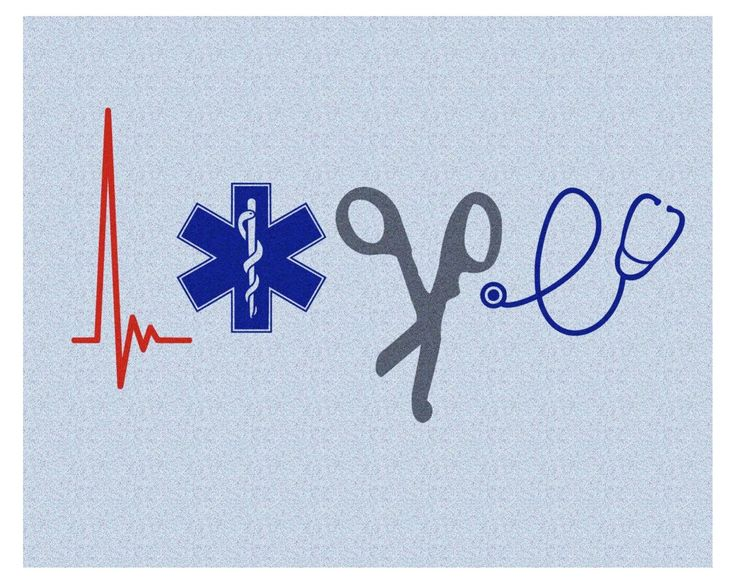 """Premium """"EMT Love"""" Vinyl Decal Quote by EmbellisheDKreationz on Etsy"""