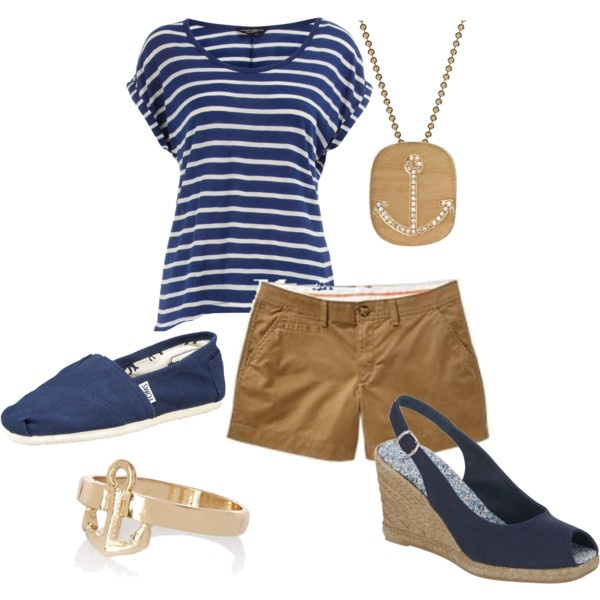 Anchor Outfit