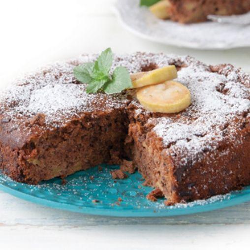 Chocolate feijoa cake   Healthy Food Guide